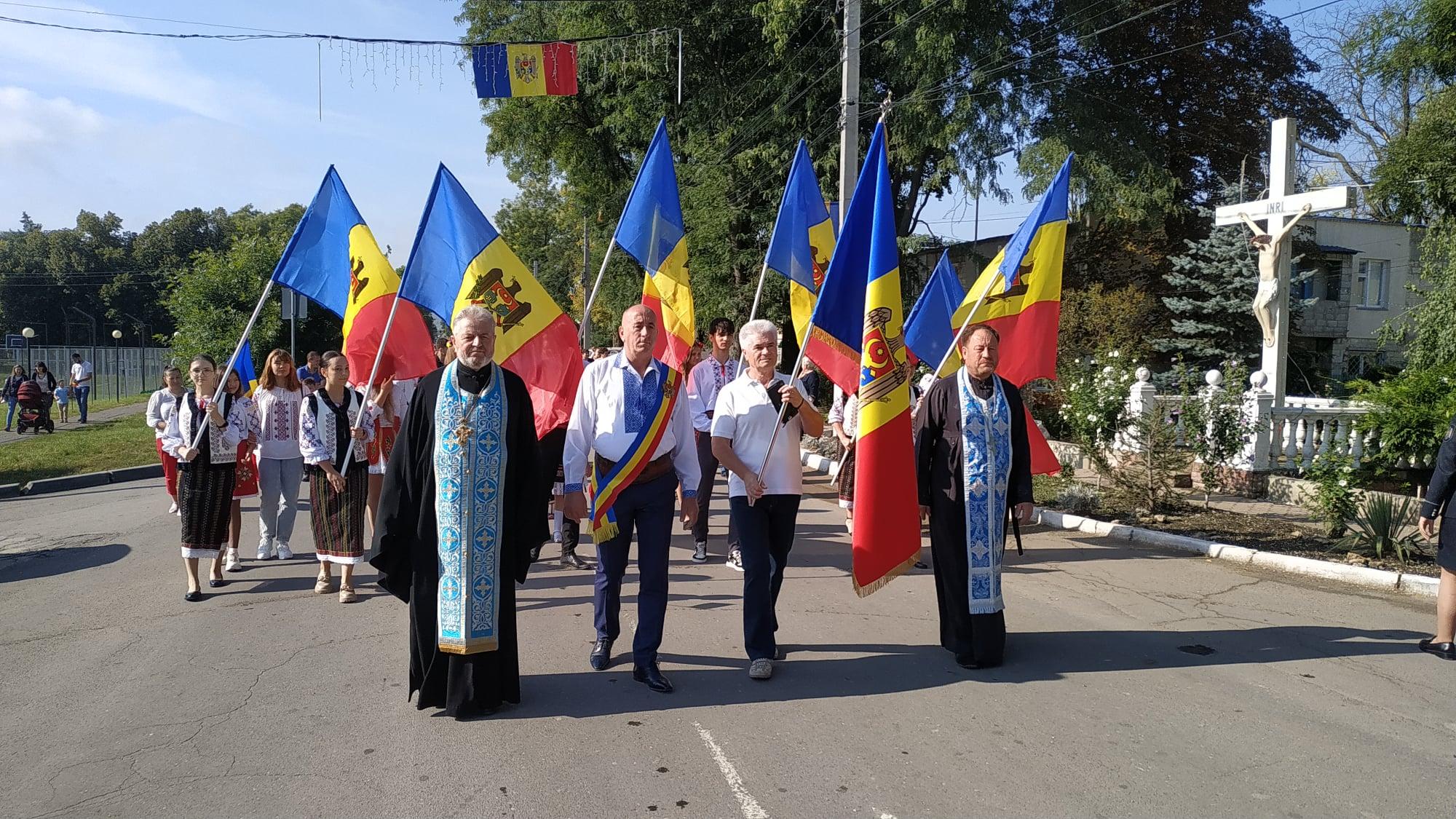 27 August 2021 - Ziua Independenței sărbătorită în comuna Ciorescu!
